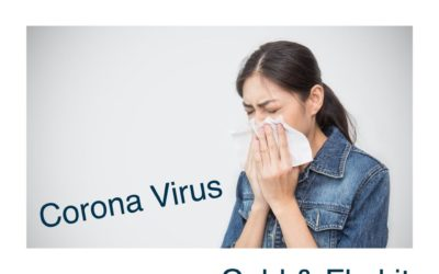Coronavirus information and how to support yourself naturally